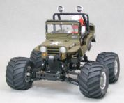 Tamiya Wild Willy 2 1/10th Scale Ready-To-Run Monster Truck